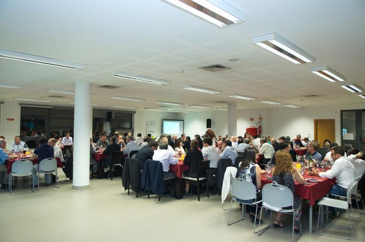 3.º encontro - jantar conferência - Foto 15