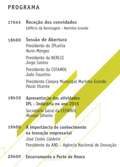 IV encontro - Programa