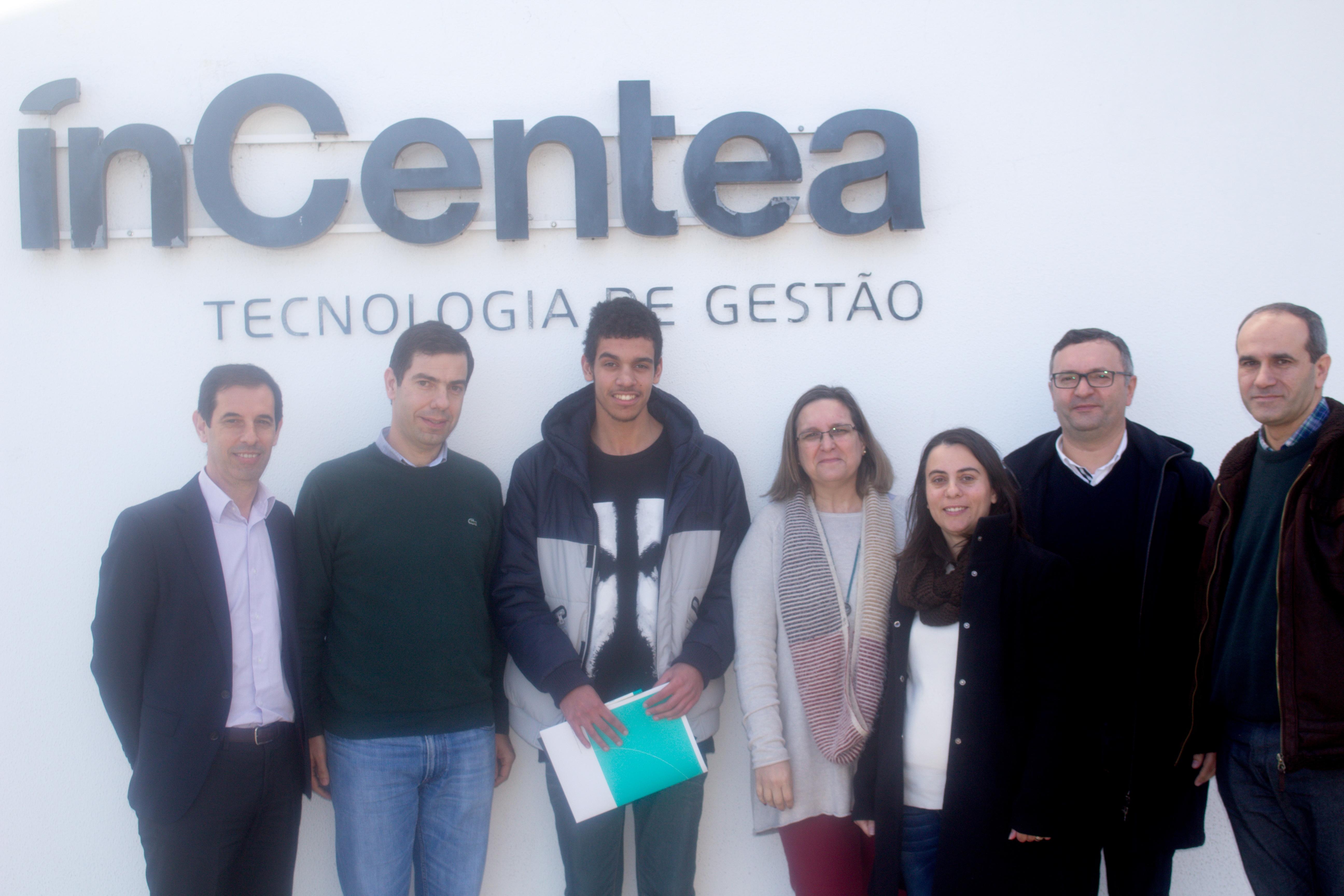 Visita à empresa InCentea