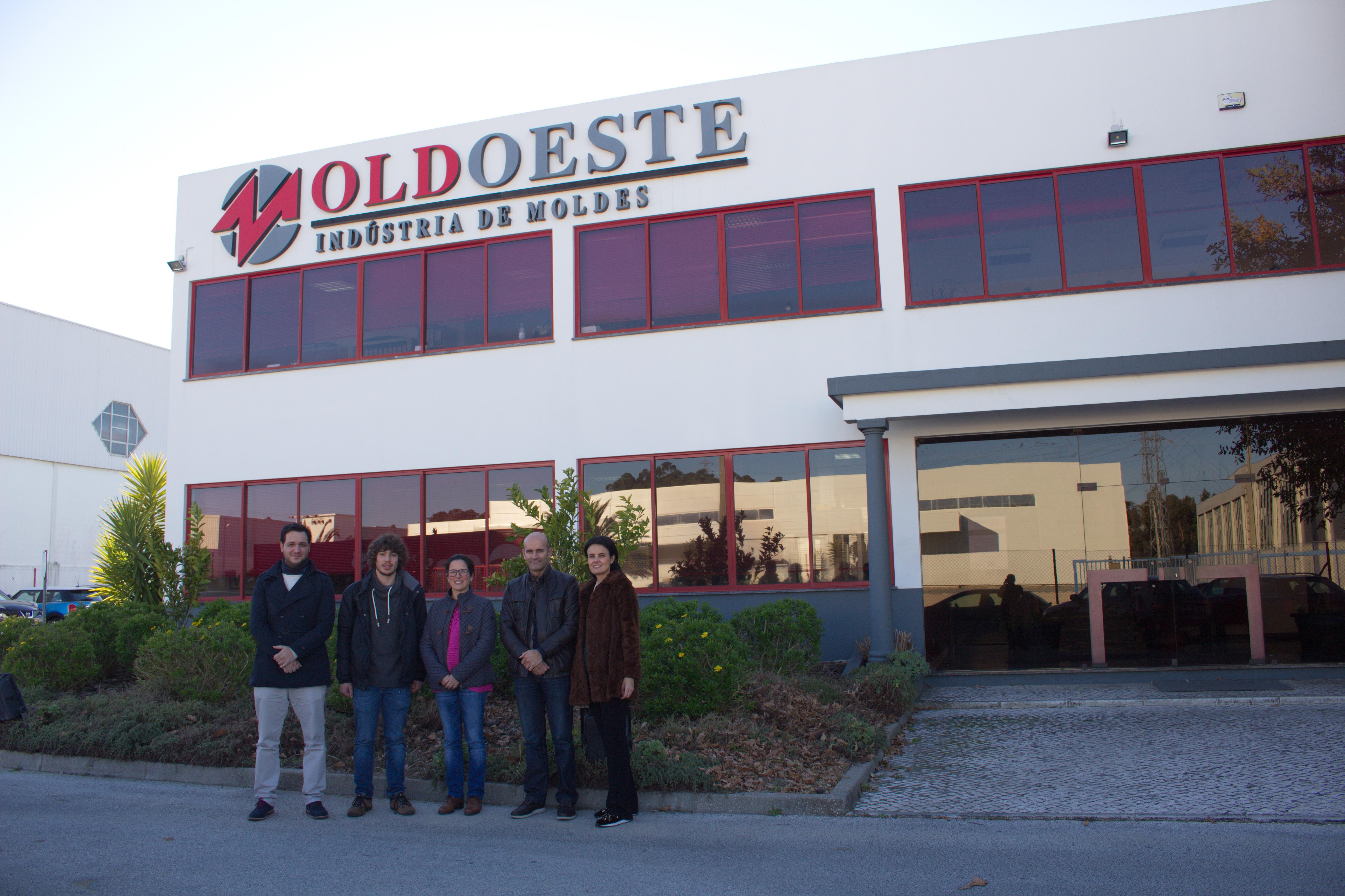 Visita à empresa MOLDOESTE