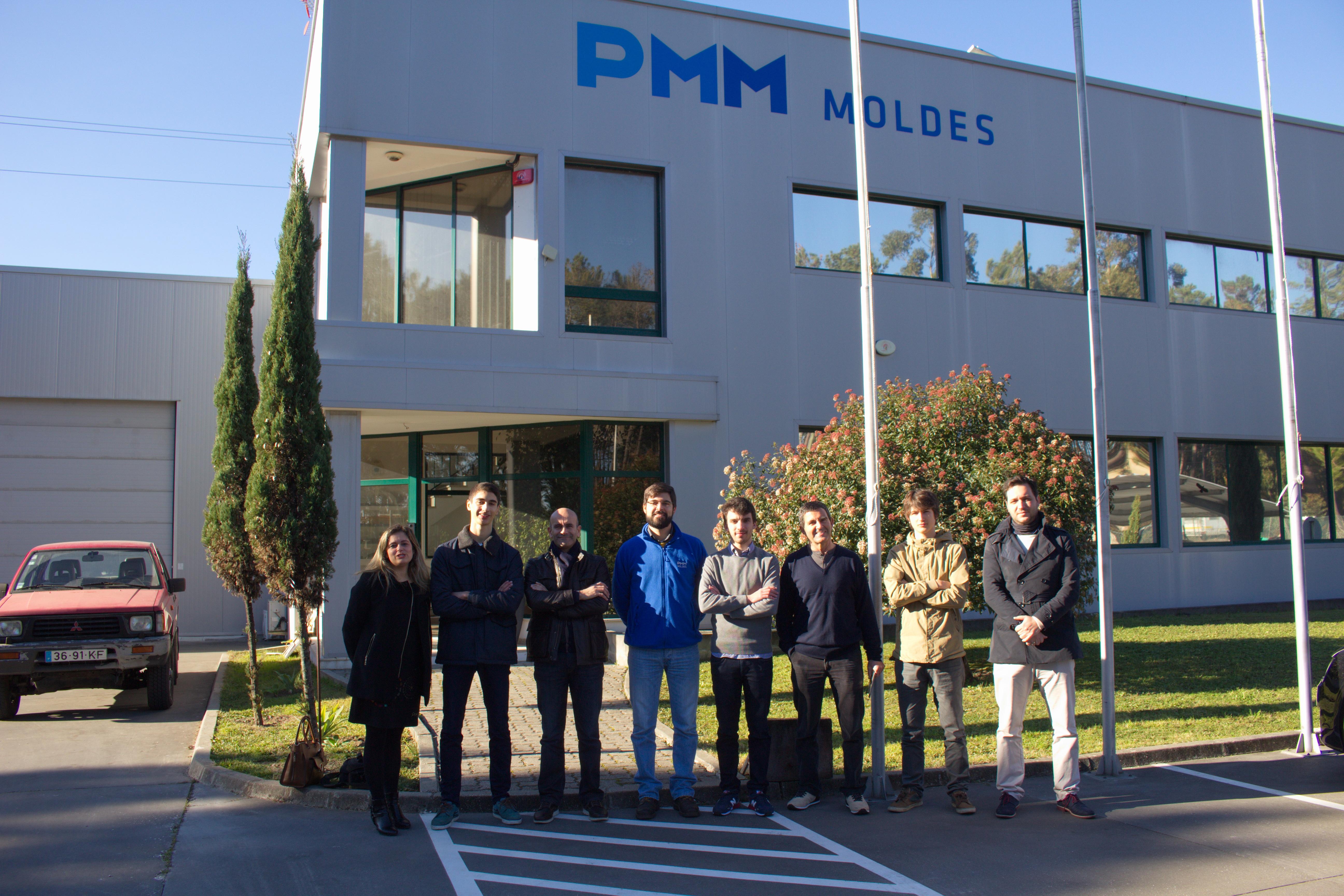 Visita à empresa PMM Moldes