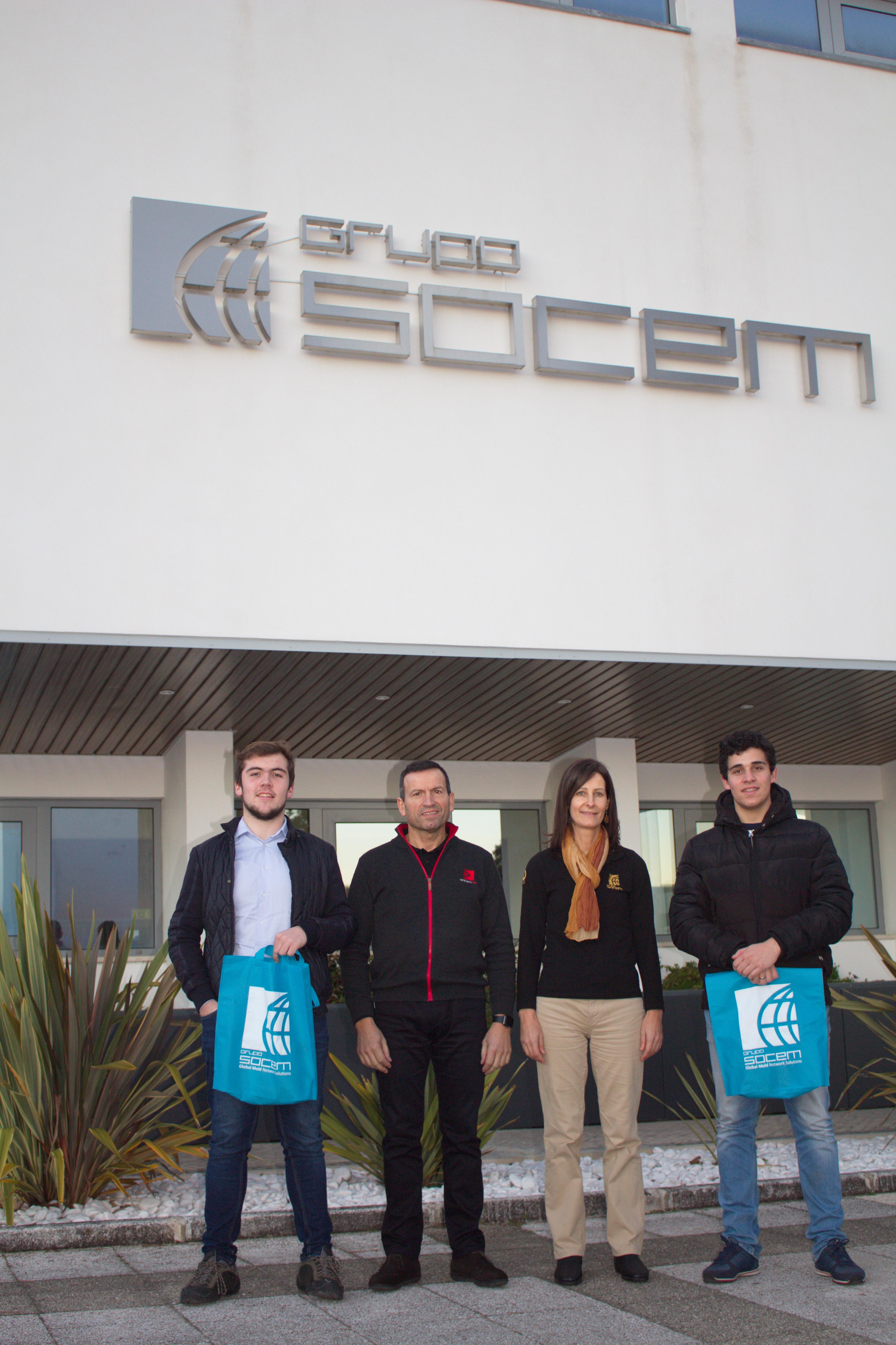 Visita à empresa SOCEM