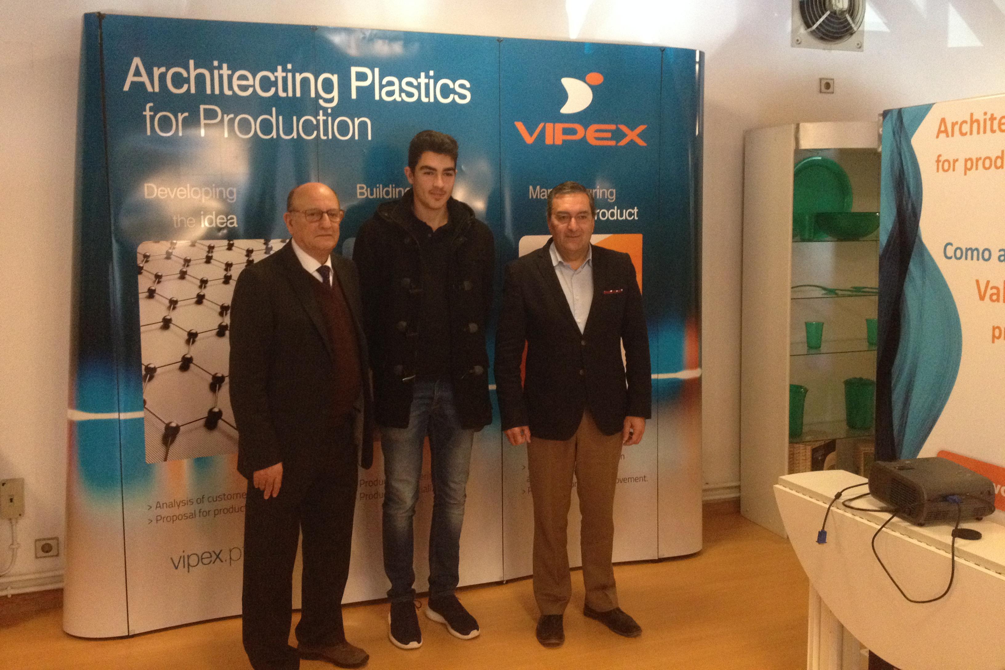 Visita à empresa VIPEX