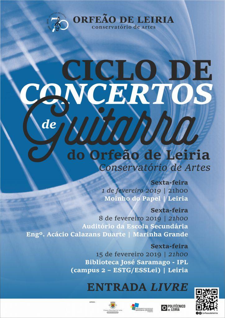 Ciclo de Concertos de Guitarra