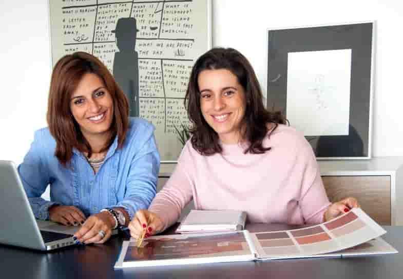 Fotografia da Dora Agostinho e Sandra Palma