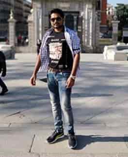 Fotografia da Srinivas Singadi